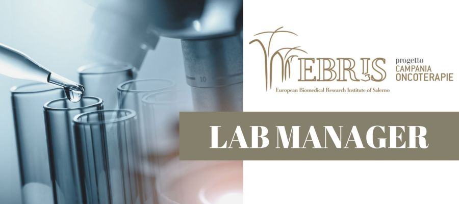 Scaduto il: 18.01.2019 - Lab Manager